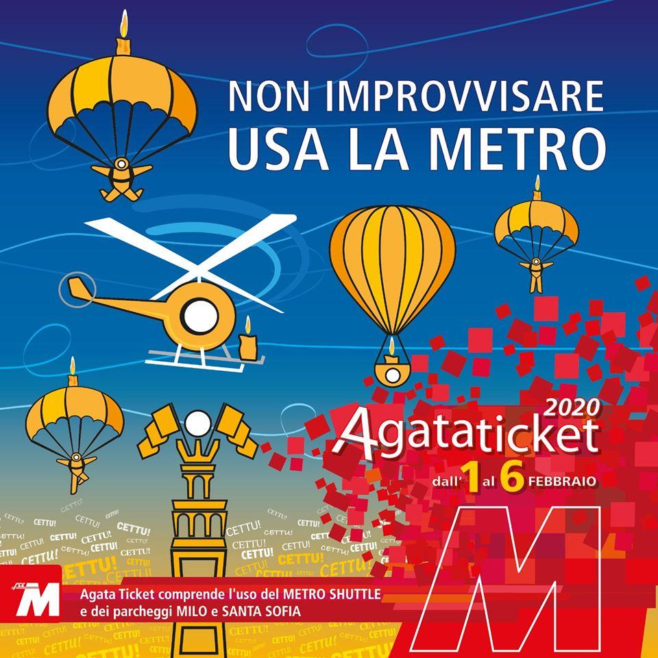Agata Ticket